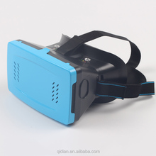 wearable technology Adjustable focus low price ABS plastic 3D VR glasses