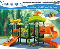 Rainbow Paradise ,3-5 Year Old Kids Playground Equipment ,Day Care Center Plastic Used Playground Equipment(HC-5903)