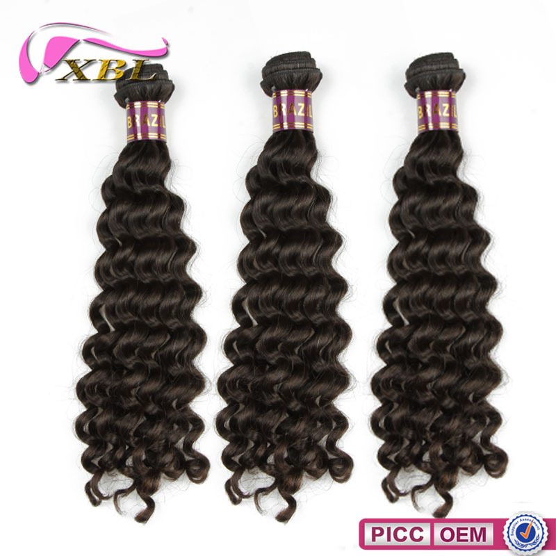 Super Quality Most Popular 10A Brazilian Virgin Hair Deep Wave