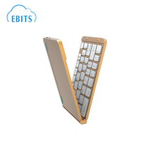 Foldable Wireless Keyboard For Smartphone Computer Kindle