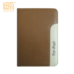 Customized PU Leather Tablet Cover With Stand, Tablet Case For Ipad Mini 1 2 3