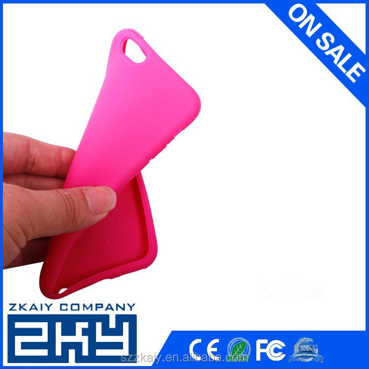 Silicon case for mobile phone cell For iPhone 6 Case