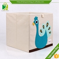 Wholesale lovely recycle canvas storage box