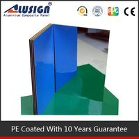 Alusign hot sell acp manufacture decorative electrical panel covers