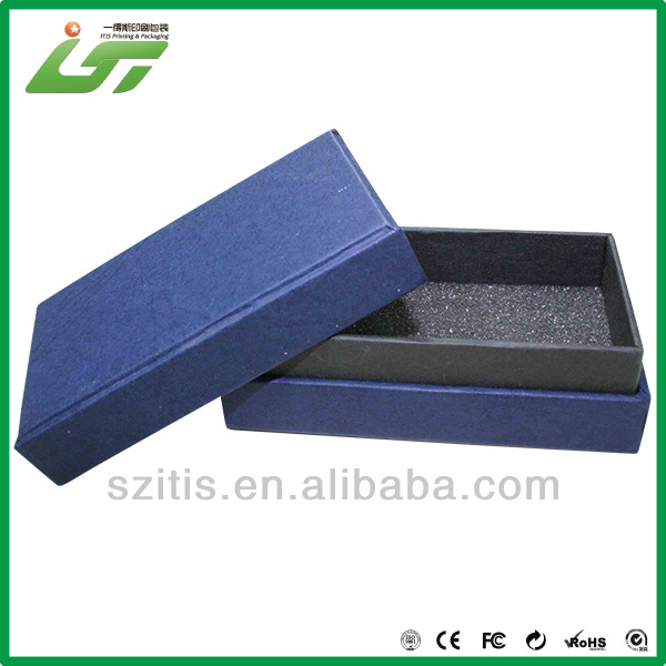 Best seller lid and base cardboard shoe box in China