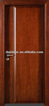 Special Raised Panel Fancy Wood Doors Design DJ-S021