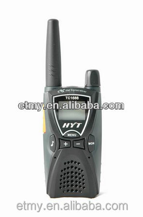 hytera TC-1688 long range UHF cheaper handheld walkie talkie