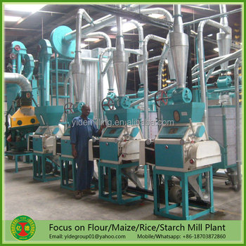 China supplier New style hot sale maize meal grinding mill