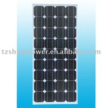 80w solar cell panels power energy system solar water pump cheap china roof solar panel pv with CE certificate
