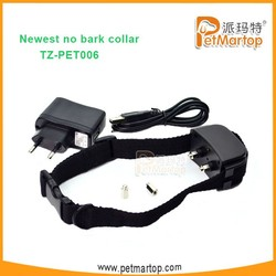 Medium Large Anti Bark No Barking Pet Dog Training TZ-PET006