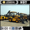 Low Price widly used Backhoe Loader XCMG XT872 towable backhoe with good quality