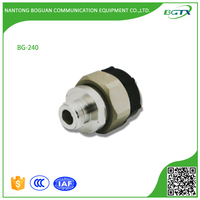 High quality DIN male to N female RF connector adapter for coaxial cable