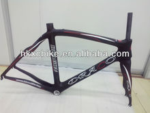 700C tapered carbon bike frame loght weight/ quality mountain bike & specialized bike frame for sale
