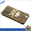 Diamond SKull Case For iPhone 5,bling bling rhinestone case