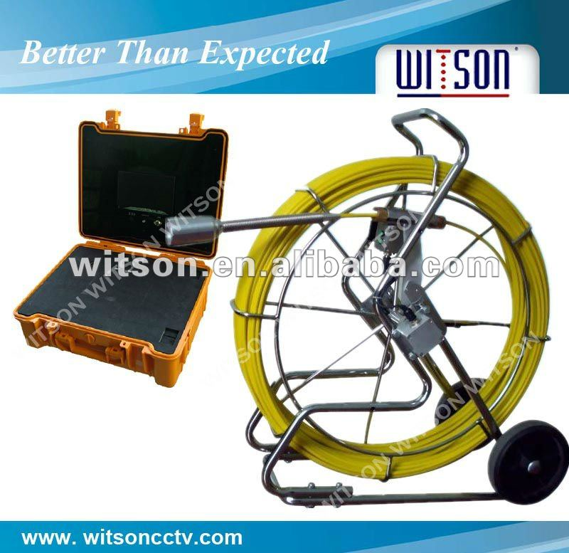 W3-CMP3288 Chinese Manufacture of CCTV Camera Equipment Used in Sewer and Pipes