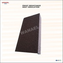 Wanael Shingle 1340x420mm sand coated steel roofing materials Eaves Protection