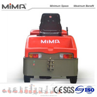 Electric tow tractor TG series with 3.0 KW AC Driving Motor