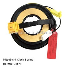 Clock Spring Airbag Spiral Cable Sub-Assy Airbag Sensor Spring For Mitsubishi Pajero Montero V43 6G72 MB953170