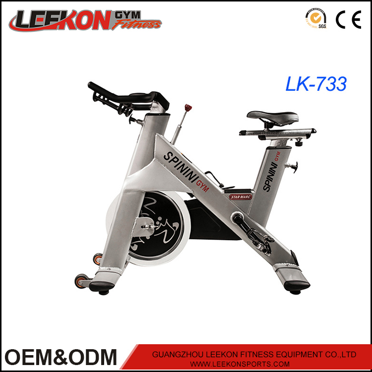 Leekon LK-733 indoor cycling spinning for commercial use gym equipment