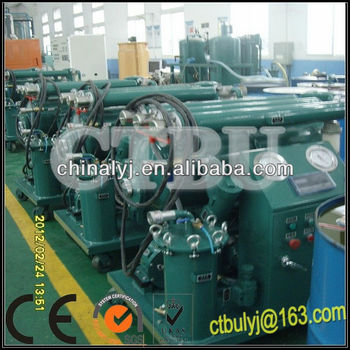 Functional Single stage Transformer Oil Treatment Unit