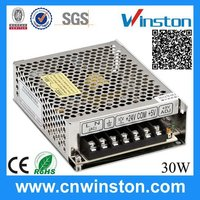 D-30B 30W 24V 1A 5V 2A Dual output switching power supply