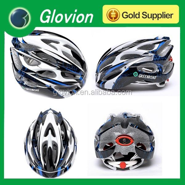 Adult Men Light up SOS Safety Bike Helmet Safety Bike Helmet Luminous LED helmet for safe