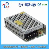 ac dc power supply switched 70w dual output 12v 24v P50-70-D series