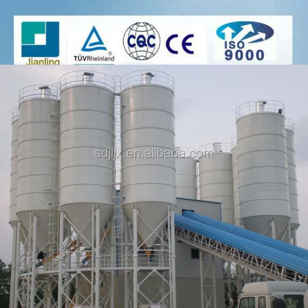 architectural the latest professional concrete mixing plant HLS60 / concrete mixing staton H LS60