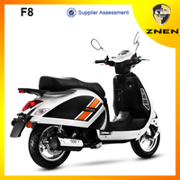 ZNEN MOTOR --2016 Popular vespa C F8 (Patent Model, EEC, EPA, DOT),Very popular in Argentina 150cc motor scooter