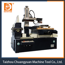 EDM wire cutting machine for metal processing