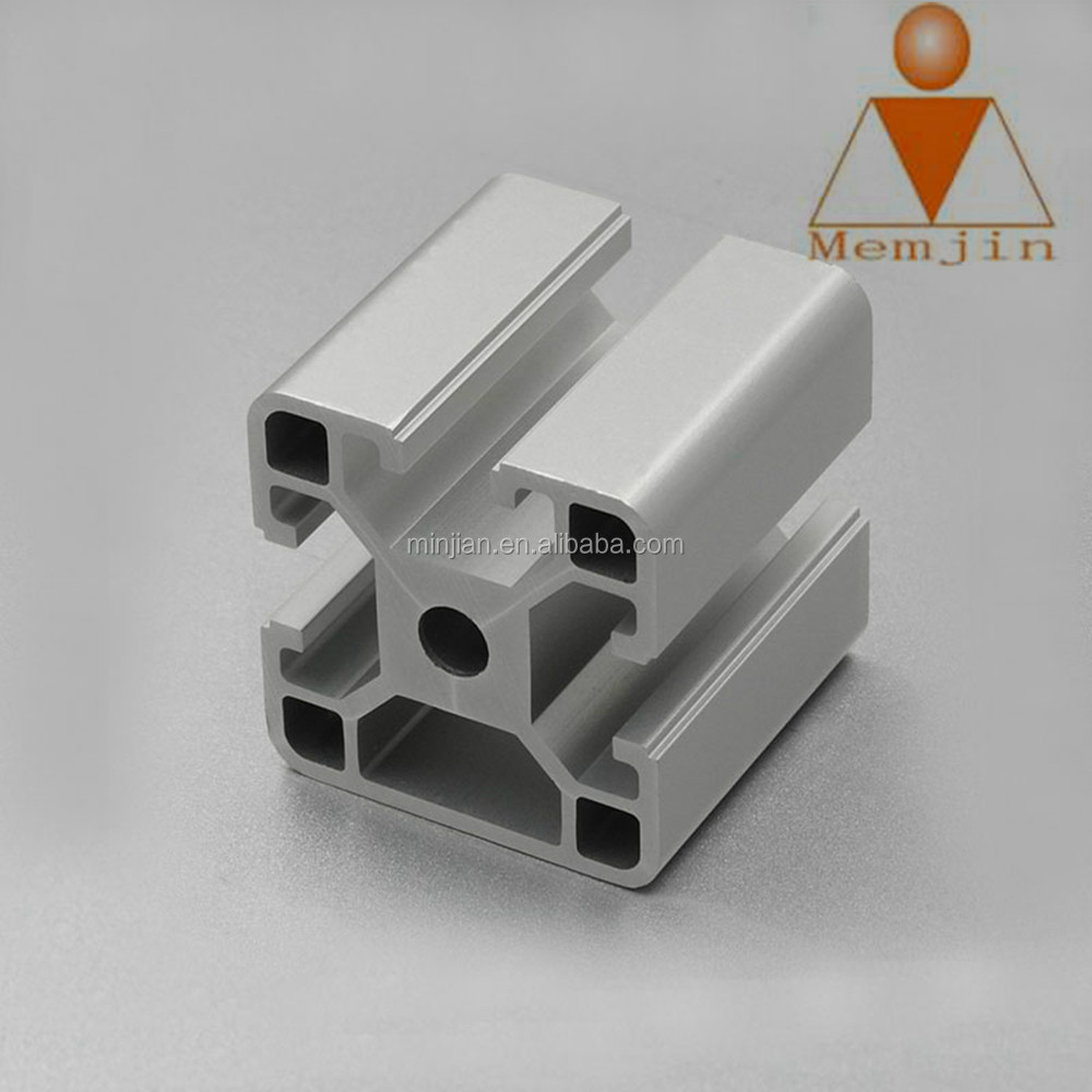 Custom aluminum or stainless steel extrusion profile