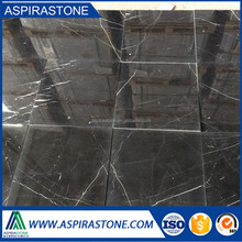 Nero marquina marble good price black marble tile 60x60