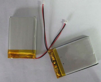 li-ion battery 3.7v 1000mah from Shenzhen factory