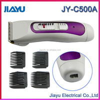 jiayu hair trimmer battery-powered hair clipper