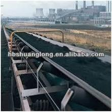 PVC natural rubber conveyor belt used for POWER STATIONS