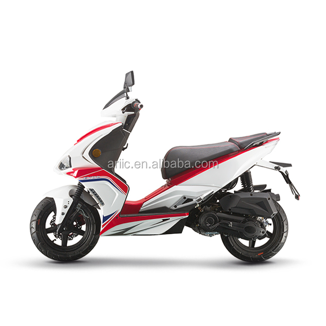 Ariic new scooter model 50cc 4 stroke euro 4 A9 gas powered scooters