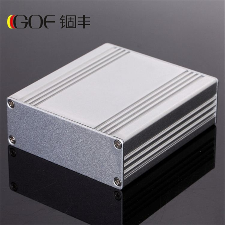 pcb aluminum extrusion housing extruded aluminum enclosure aluminum enclosure