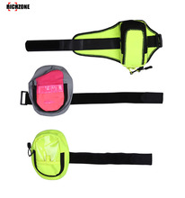 High Visibility Reflective Sports Armband Soft Cover Case For Mobile Phone