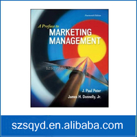 New arrival hot sale book:A Preface to Marketing Management