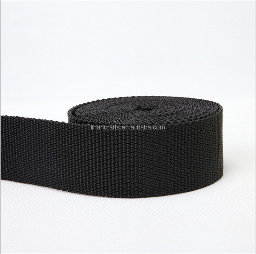 Wholesale 37mm PP Strap Woven Polypropylene Webbing,Thickened PP Webbing