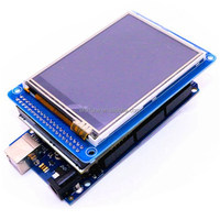 Touch Screen Kit, Mega 2560 expansion board +3.2 inch TFT LCD Touch Screen Display Module