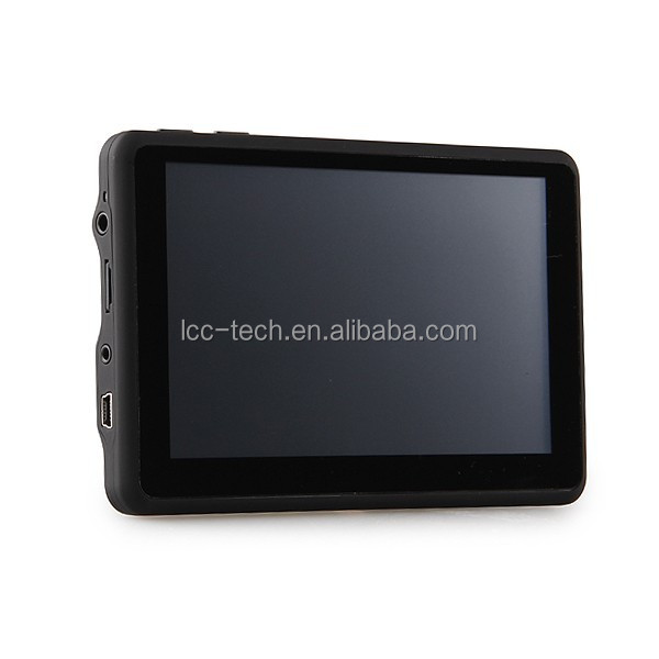 High Quality Dashcam GPS Navigation Device with 5 Inch MTK Chipset GPS Sat Nav Factory Direct Bulk Wholesale