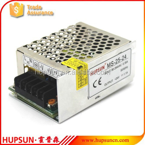 China electric exporter 24w DC power supply 12v 2a switching power supply