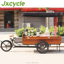 electric trike to sell food/coffee