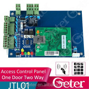 TCP/IP Access Control Panel for one door controller