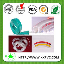 Factory direct supply high quality and flexible 6 inch plastic tubes