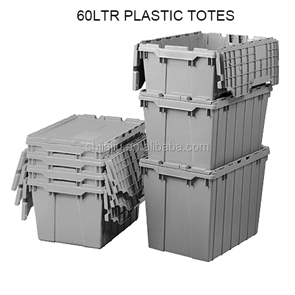 315mm Attached Handle wholesale plastic totes