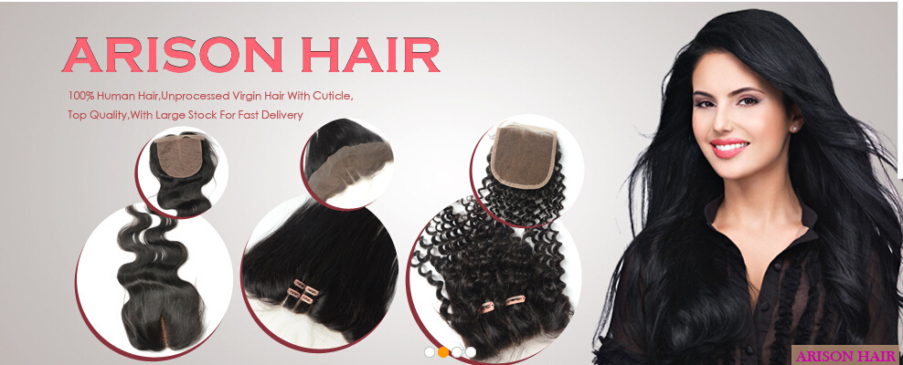 high quality natural color three part hair closure silk base closure looks natural