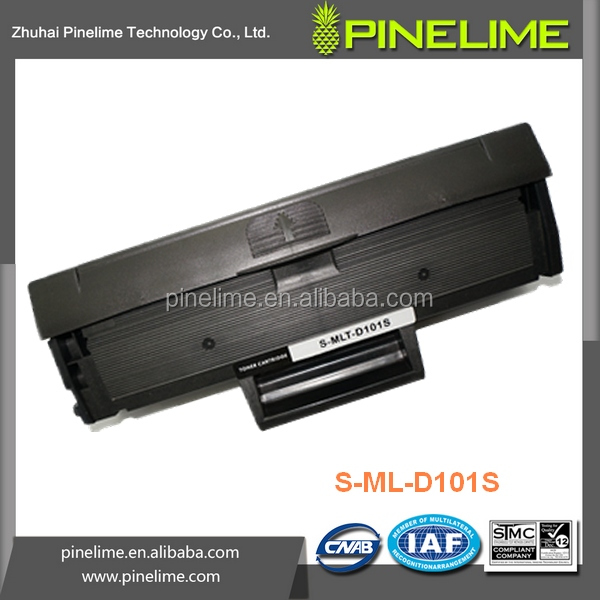 Printer suppliers MLT-D101 <strong>D101S</strong> for <strong>Samsung</strong> Compatible toner cartridge MLT-<strong>D101S</strong>