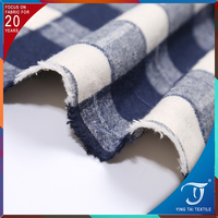 Factory selling 100 cotton shirting fabric for sweatshirts with high quality